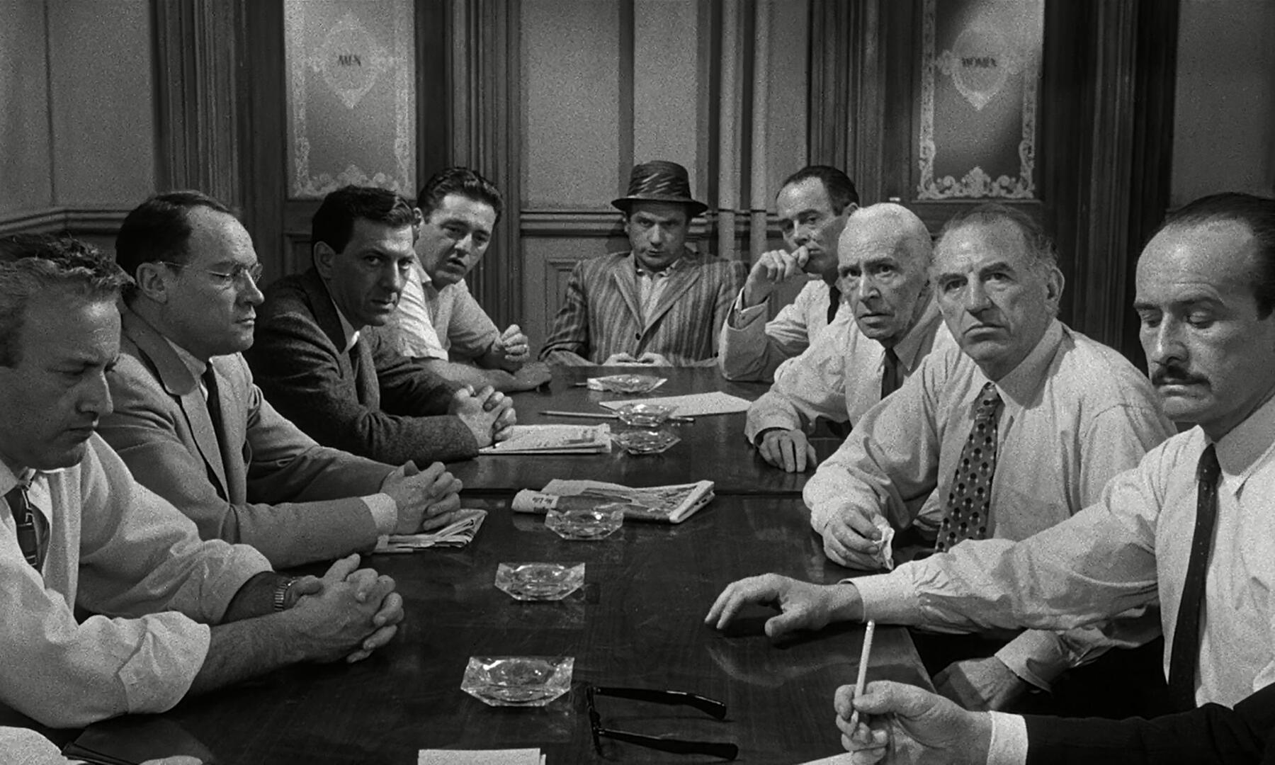 12 angry men reflection This is one such movie which shows how group dynamics can actually lead to success or failures 12 angry men in the movie 12 men are lincoln movie reflection.