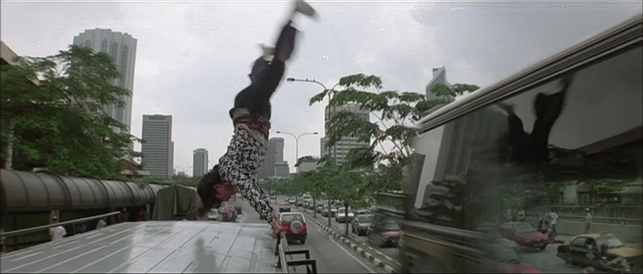 Police Story 3: Supercop (1992)
