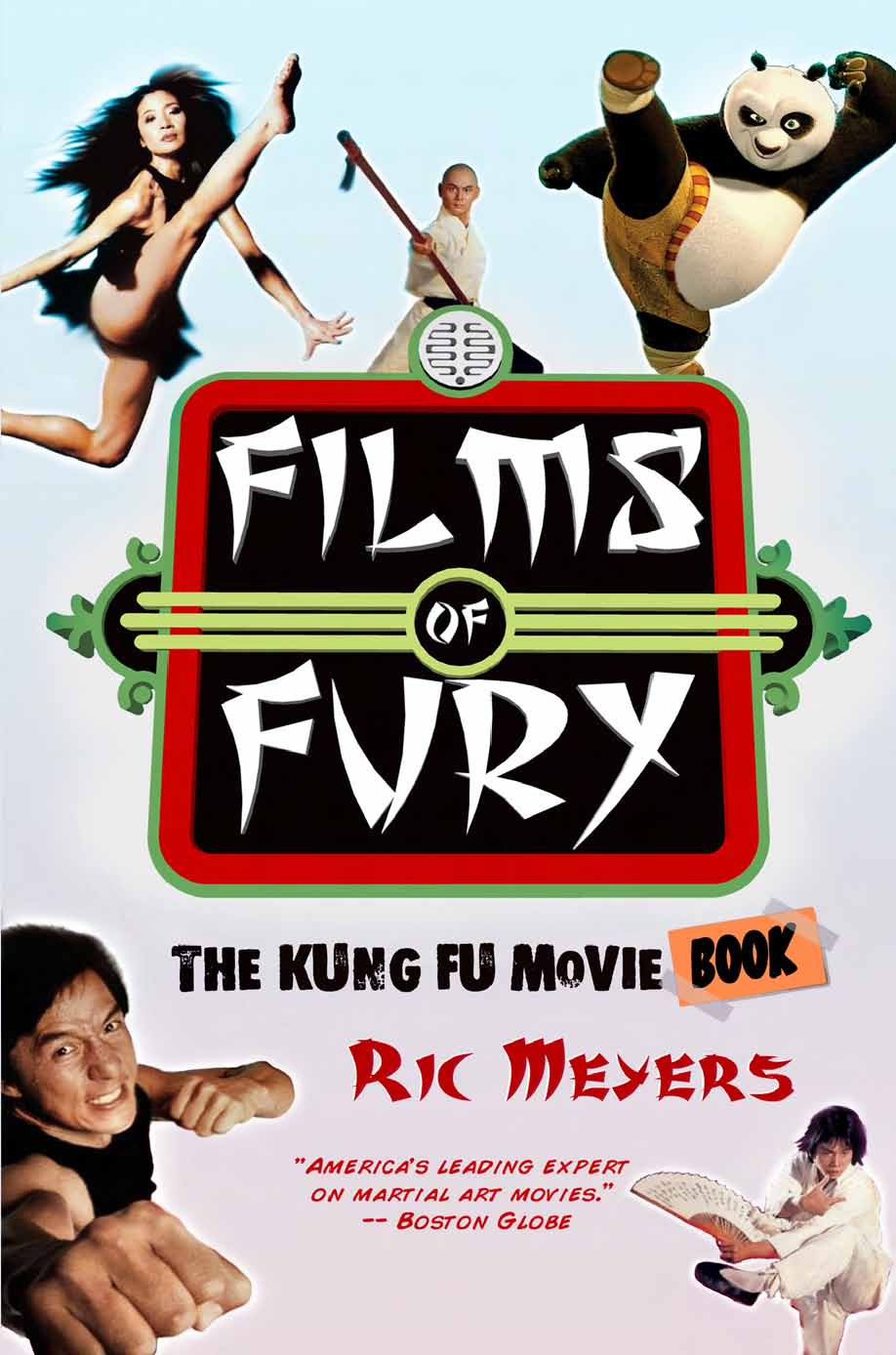 book films of fury