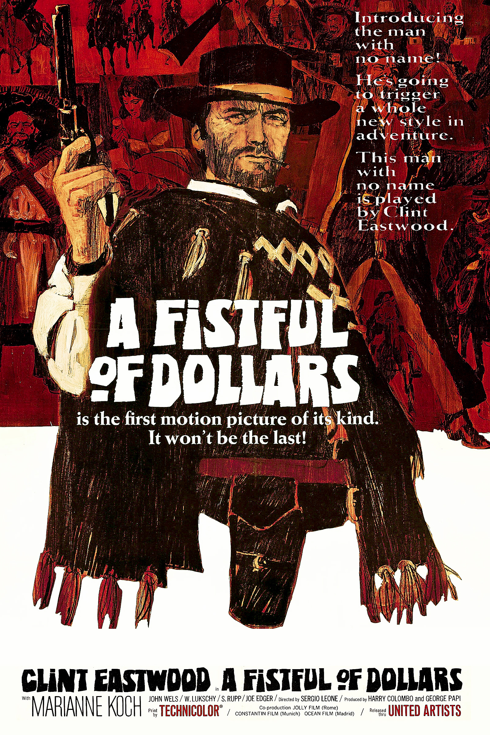 A fist of dollars