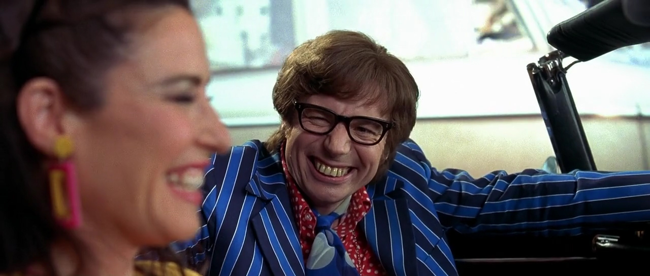an analysis of the movie austin powers international man of mystery And with an emphasis in box office analysis of the first movie comparatively, john wick: austin powers: international man of mystery.