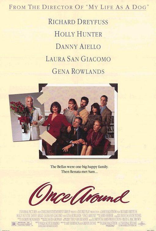 Once Around (1991)