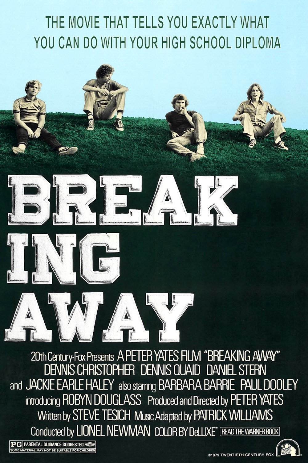 Breaking Away (1979)(*)