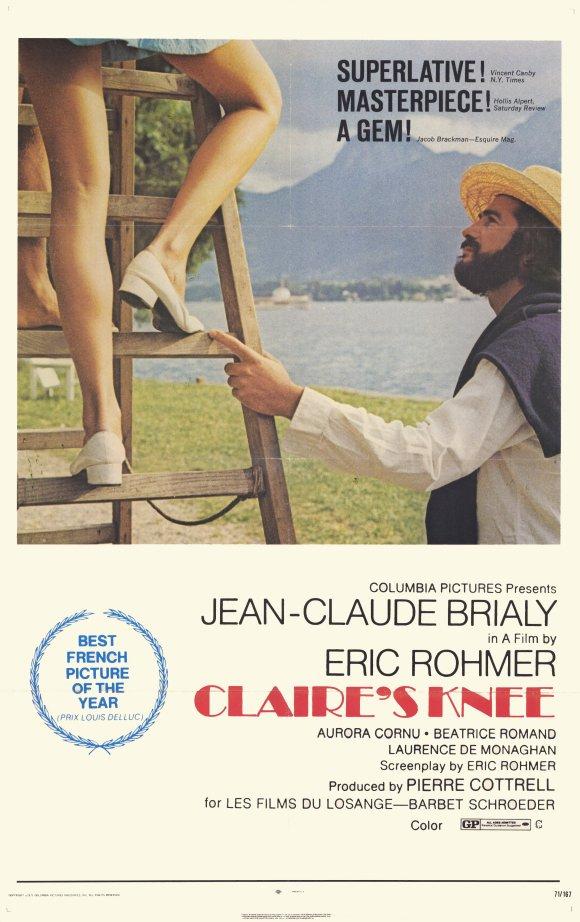 Claires Knee (1971)