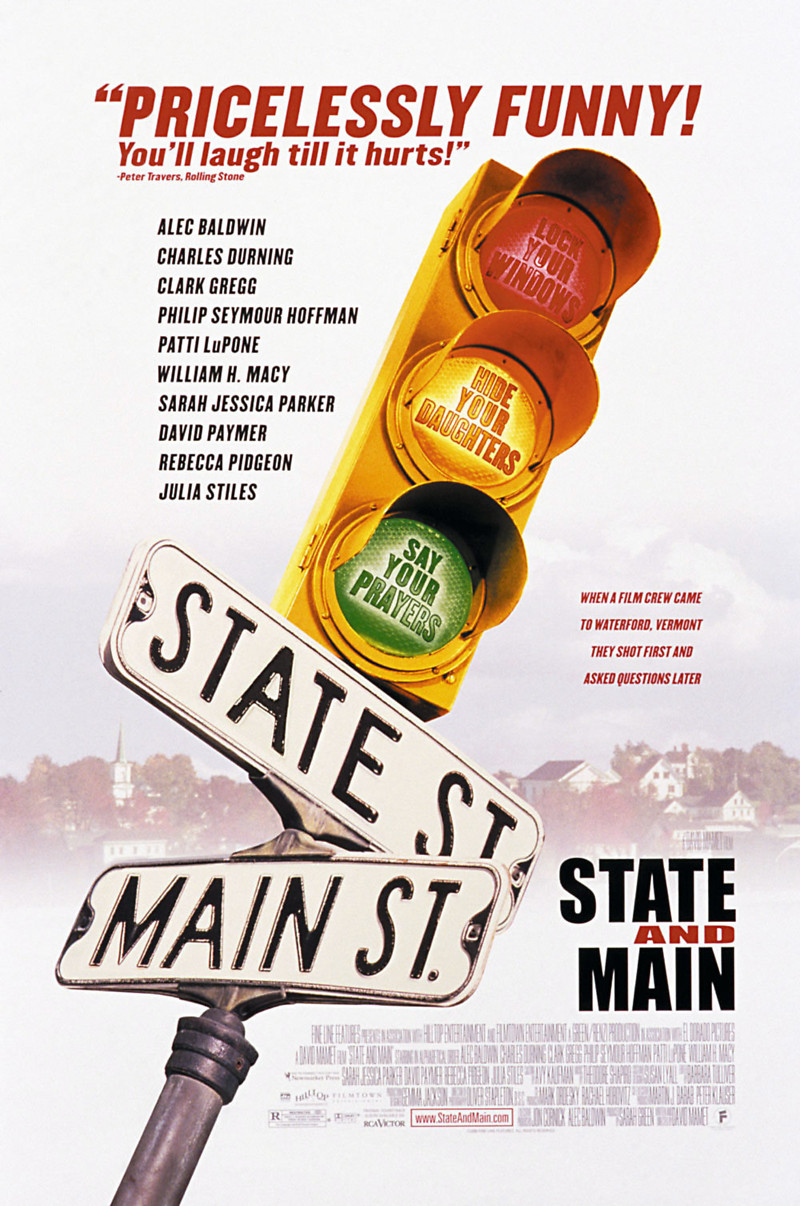 State And Main (2001)