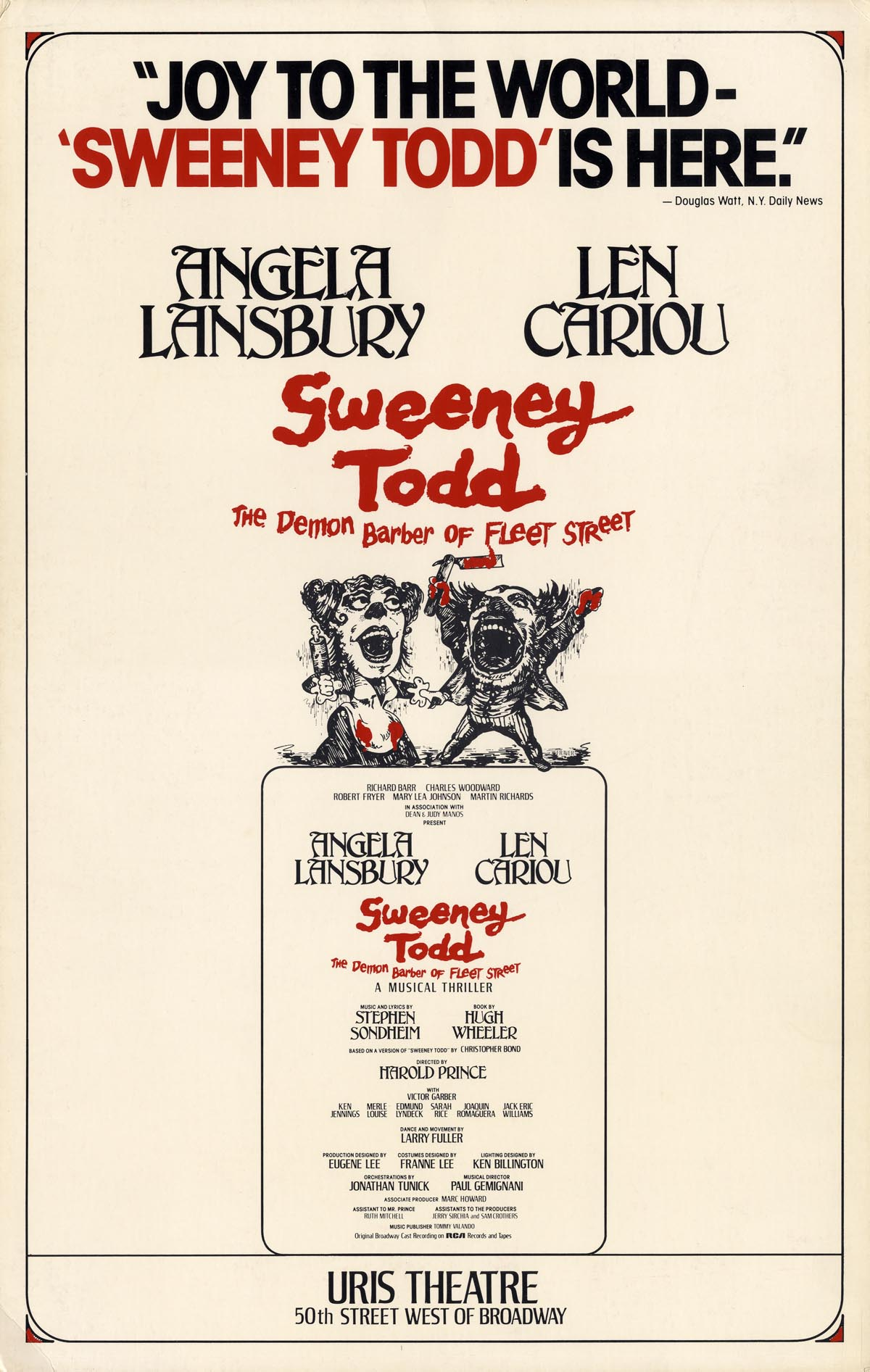Sweeney Todd: The Demon Barber of Fleet Street (1982)
