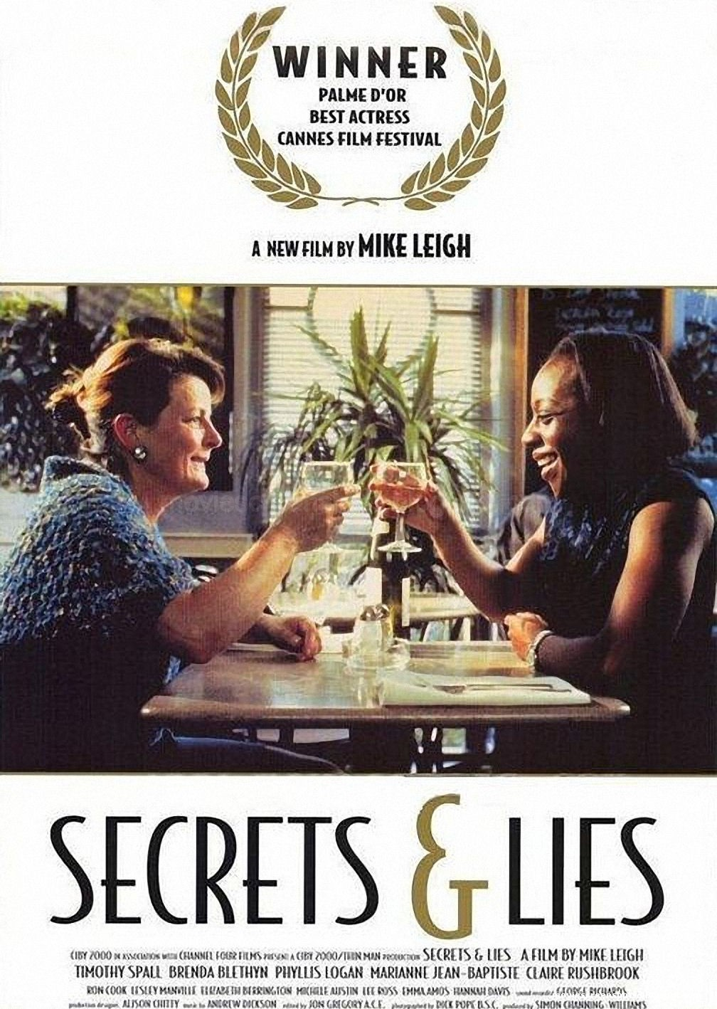 Secrets And Lies (1996)