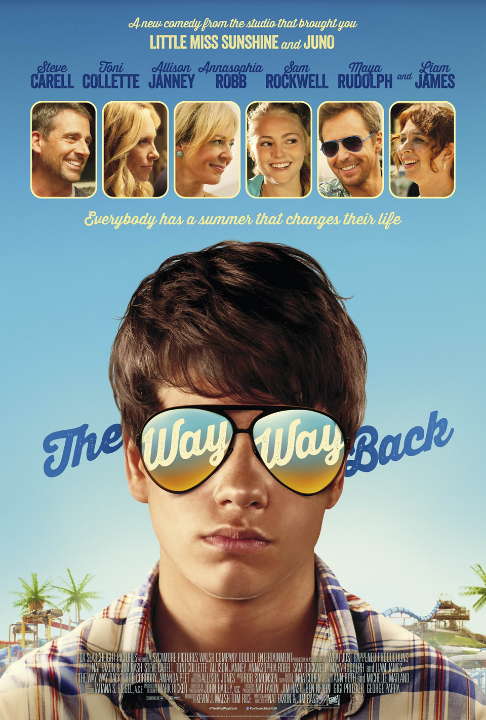 Way Way Back (2013)