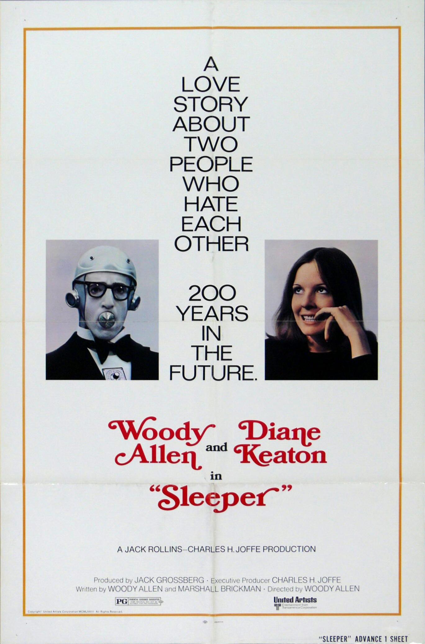 Sleeper (1973)(*)