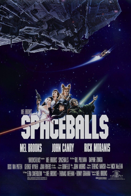 Spaceballs (1987)(*)