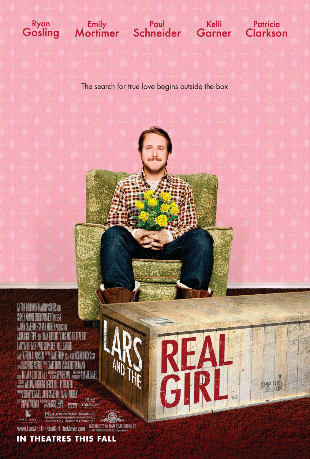 Lars And The Real Girl (2007)