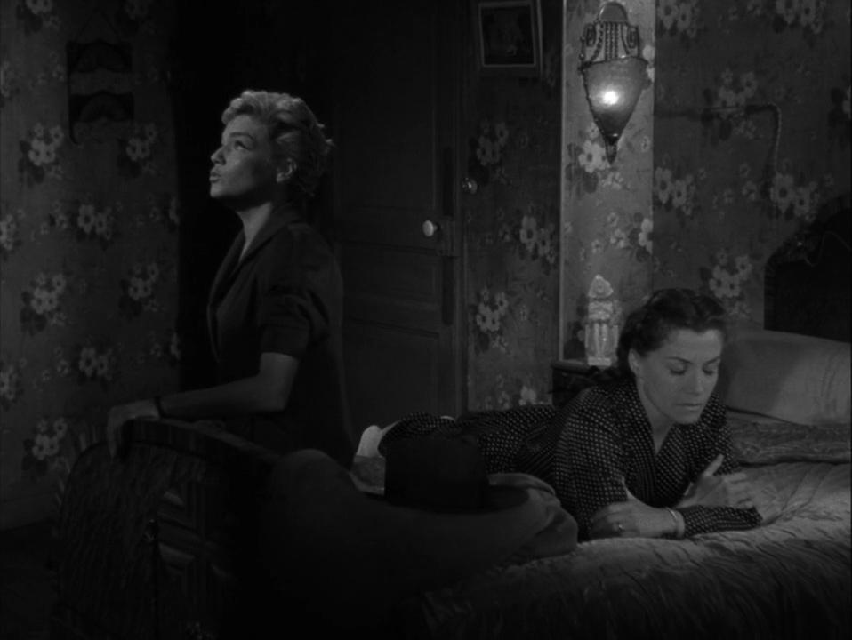 Les Diaboliques est un film français réalisé par HenriGeorges Clouzot sorti en 1955 inspiré du roman Celle qui nétait plus de Pierre Boileau et Thomas Narcejac