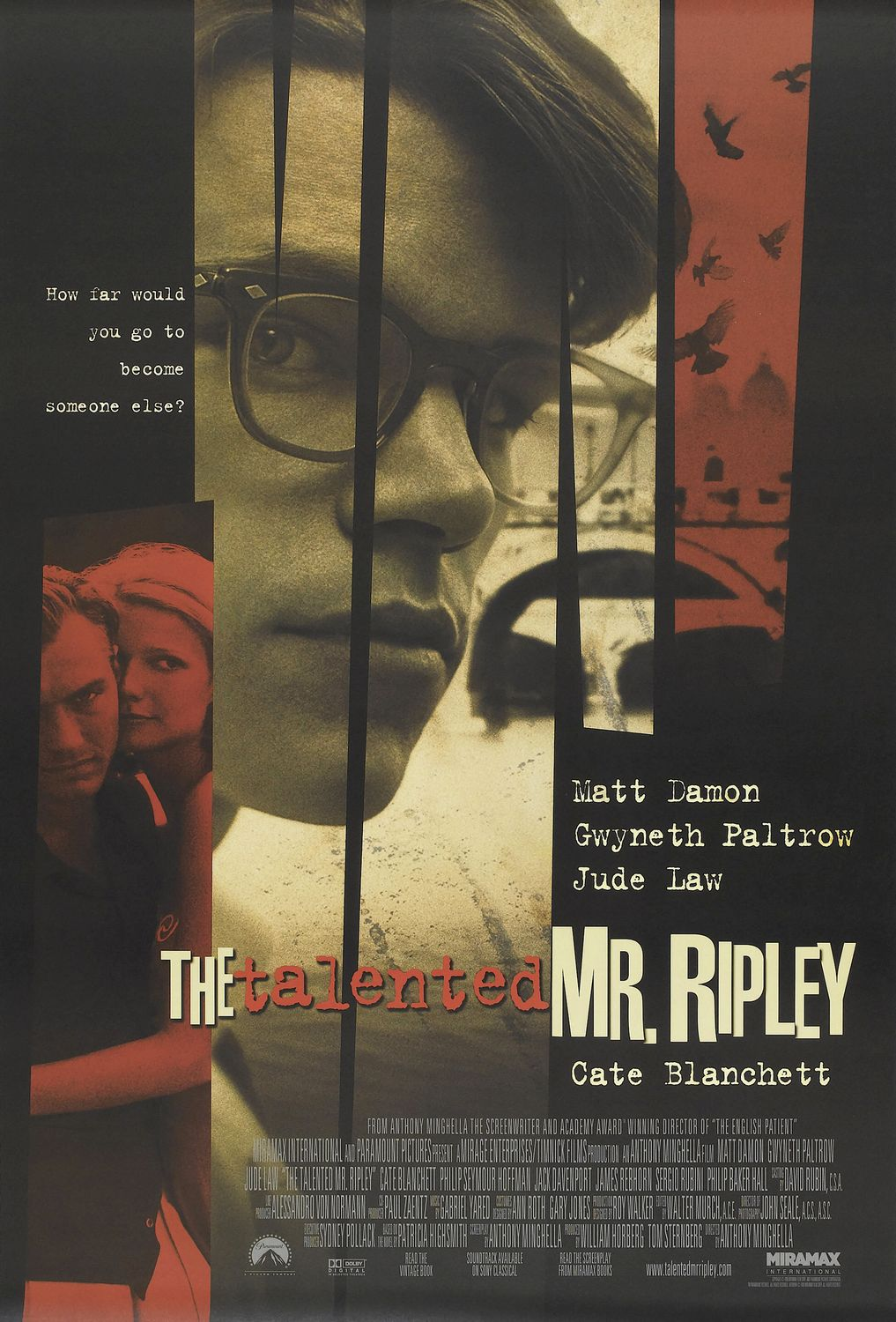 The Talented Mr Ripley (1998)