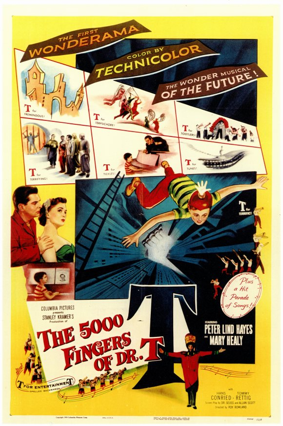 The 5000 Fingers of Dr T. (1953)