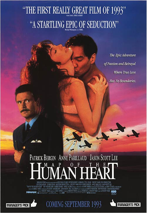 Map Of The Human Heart (1992)