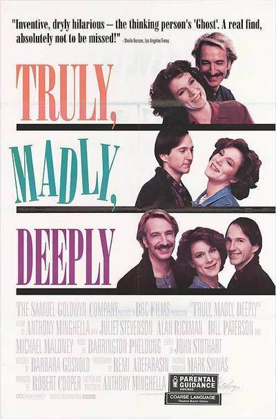 Truly, Madly, Deeply (1991)