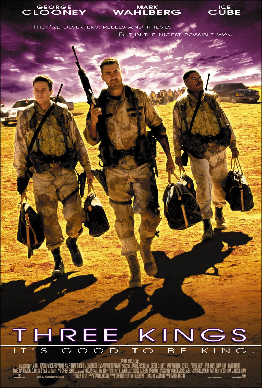 Three Kings (1999)