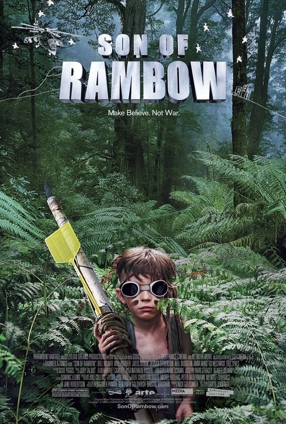 Son Of Rambow (2008)