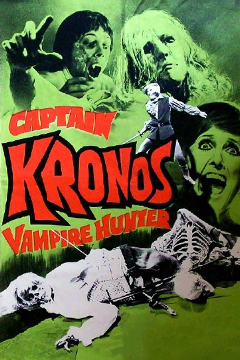 Captain Kronos – Vampire Hunter (1972)