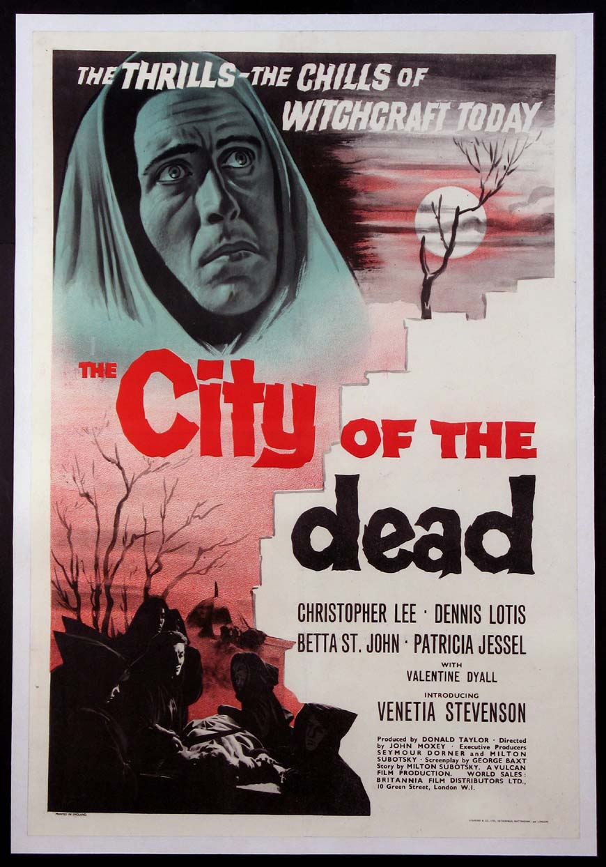 The City of the Dead (1961)