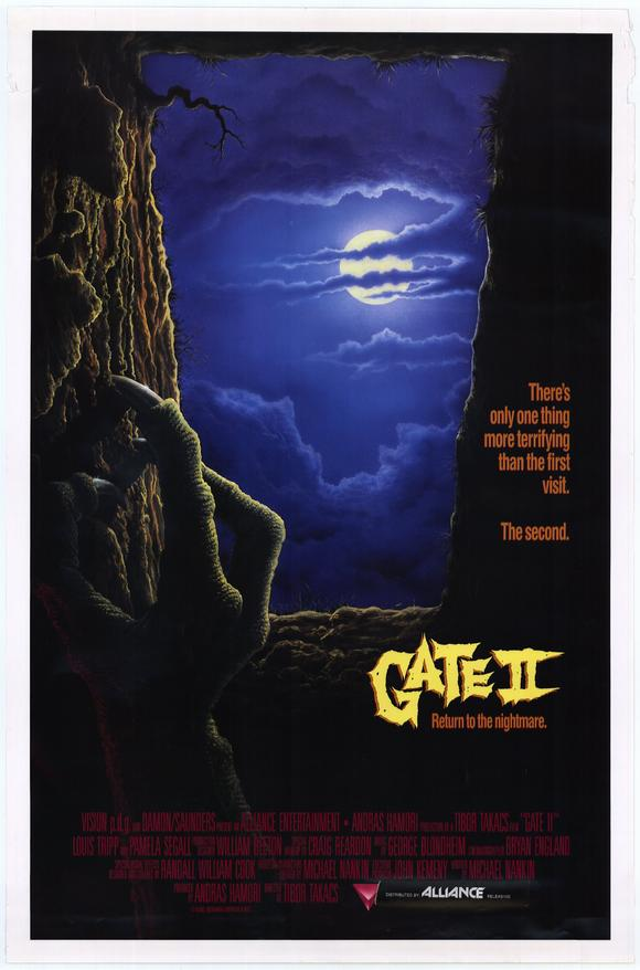 The Gate II: Trespassers (1990)