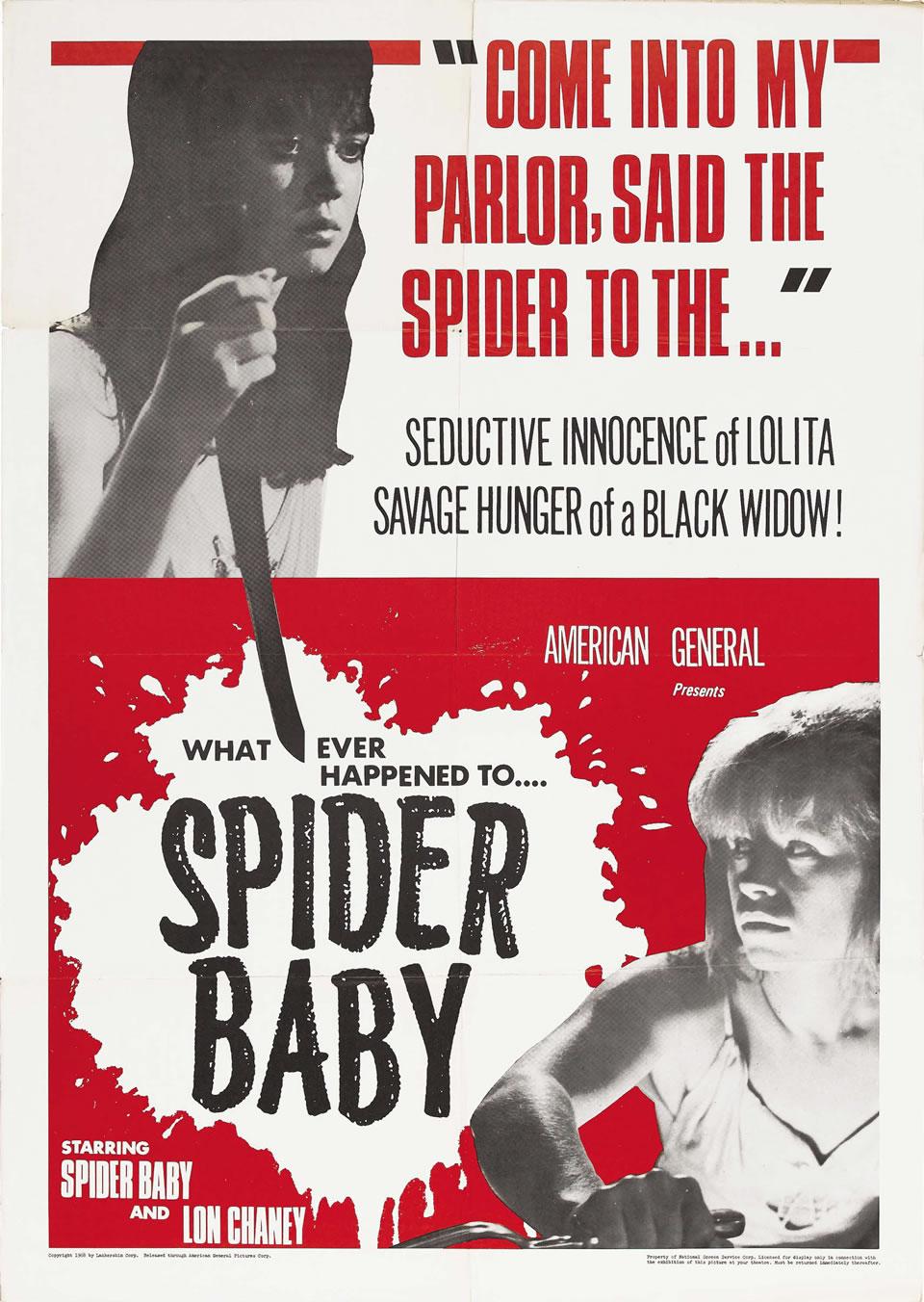 Spider Baby... (1968)