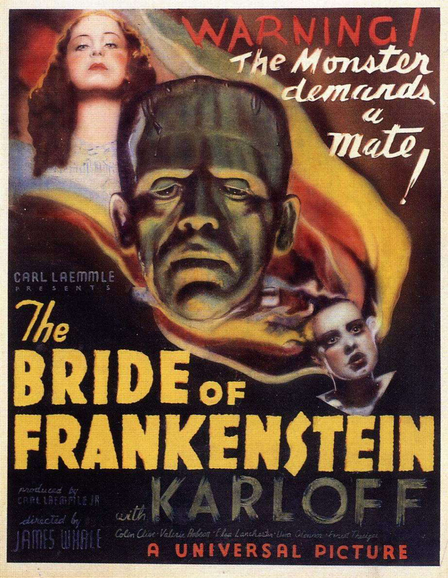 Bride Of Frankenstein (1935)