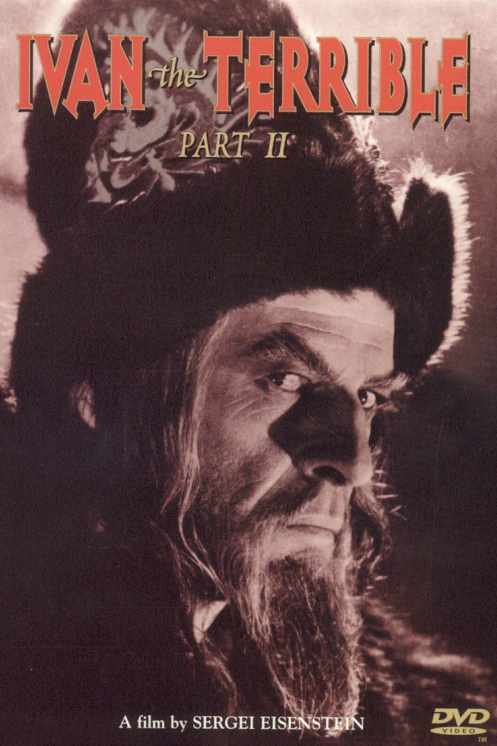 Ivan the Terrible, Part Two (1958)