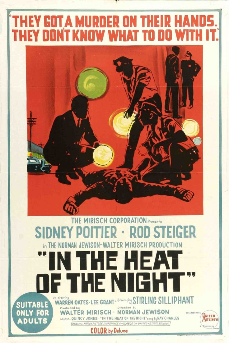 In the Heat of the Night (1967)