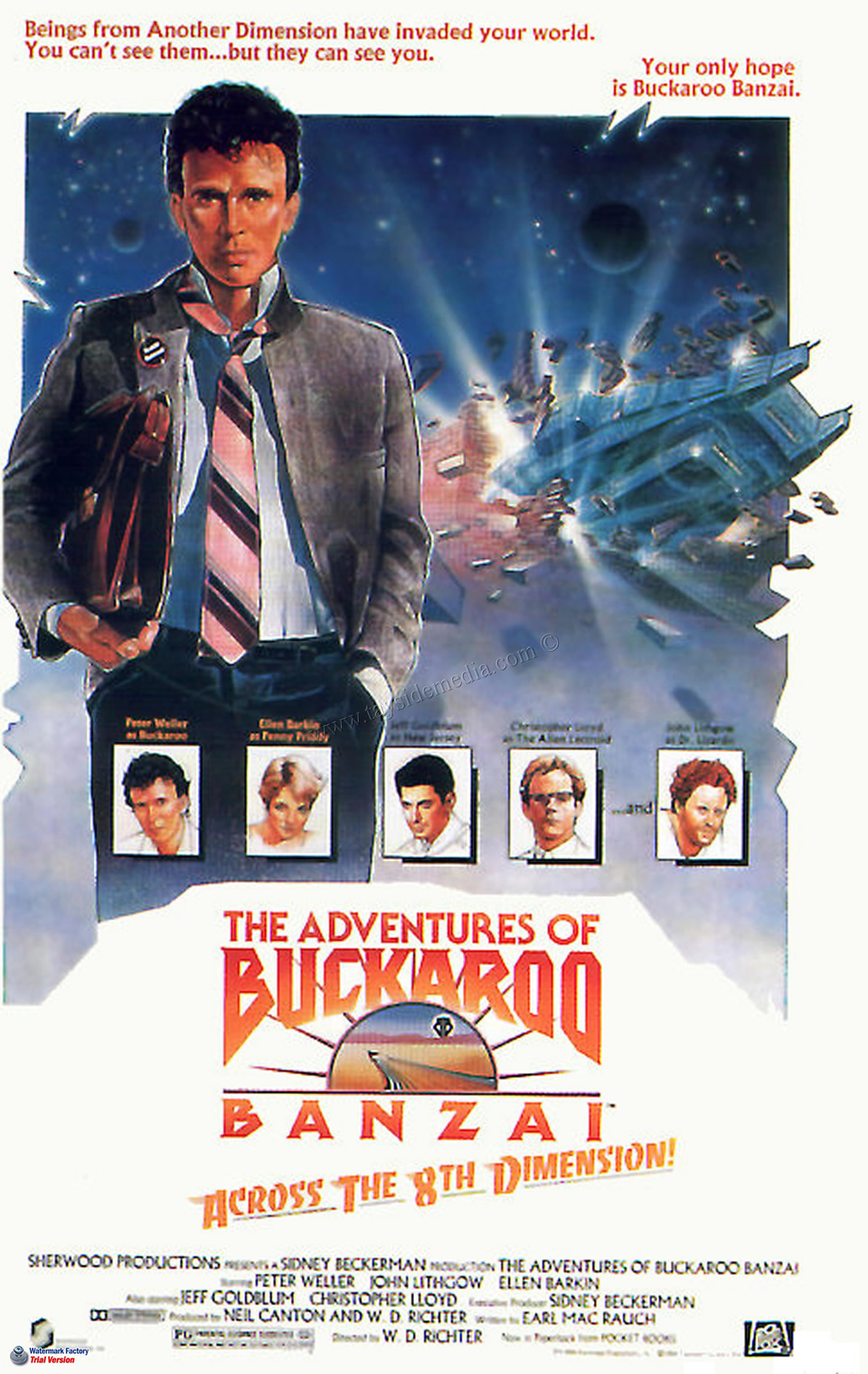 The Adventures of Buckaroo Banzai... (1984)