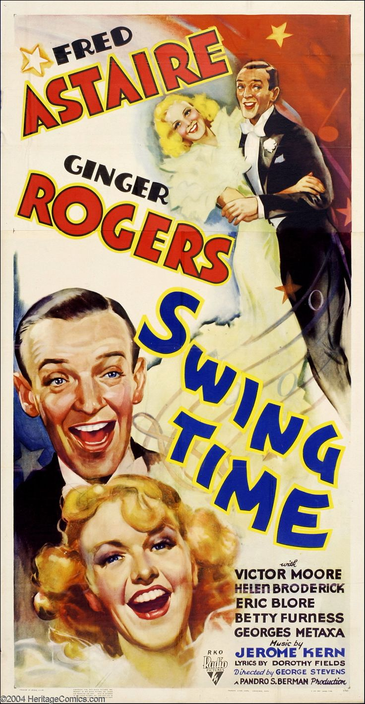 Swing Time (1936)