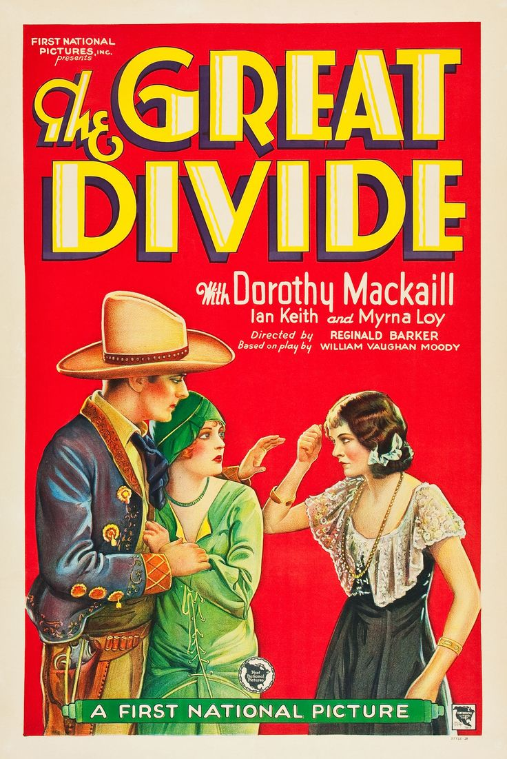 The Great Divide (1929)