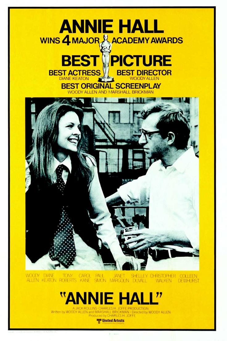 #13: Annie Hall (1977)