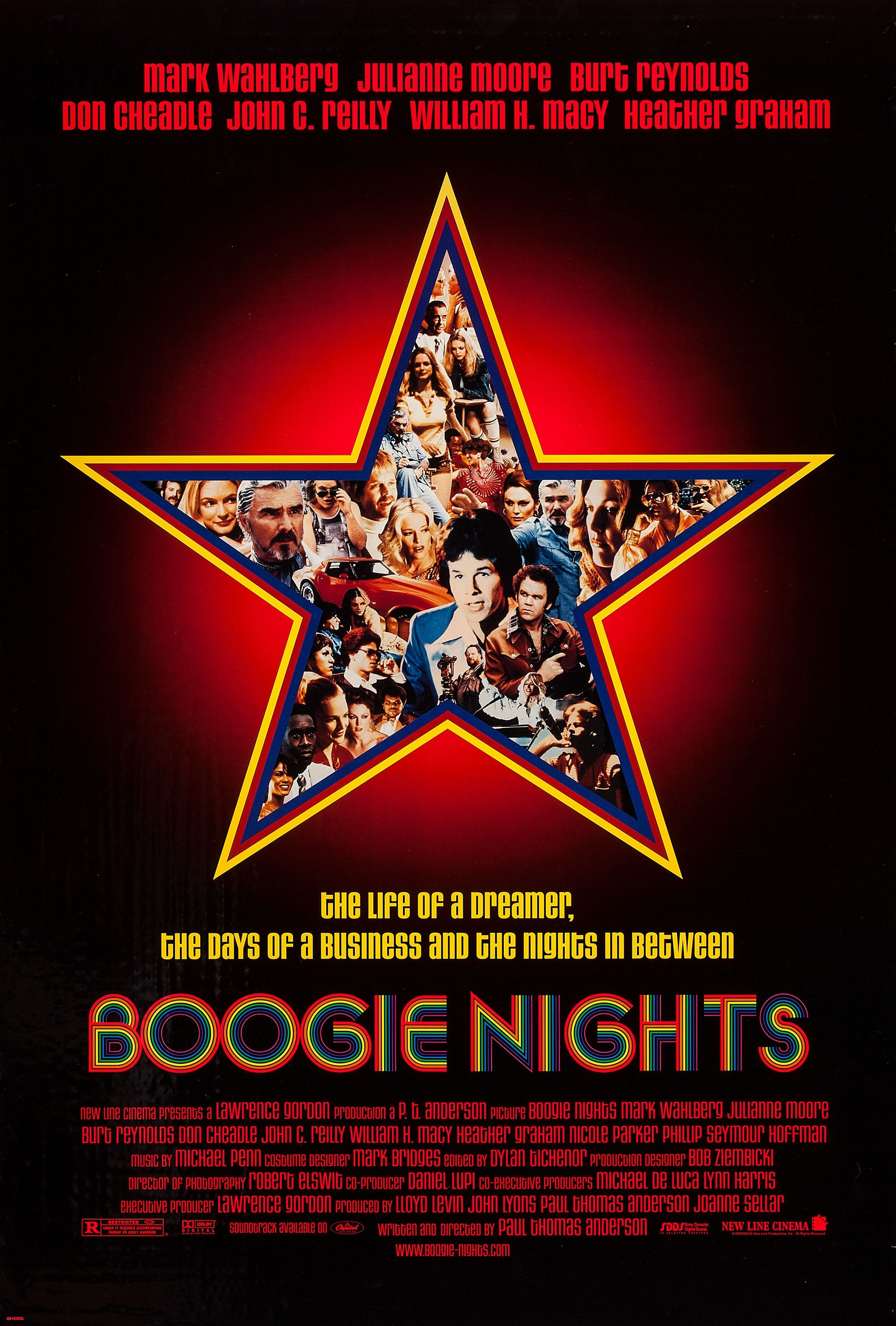 #16: Boogie Nights (1997)