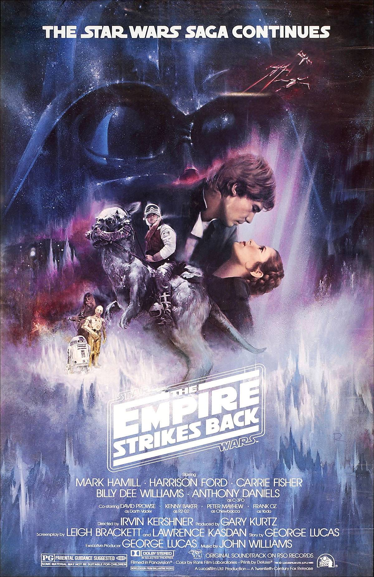 #8: The Empire Strikes Back (1980)