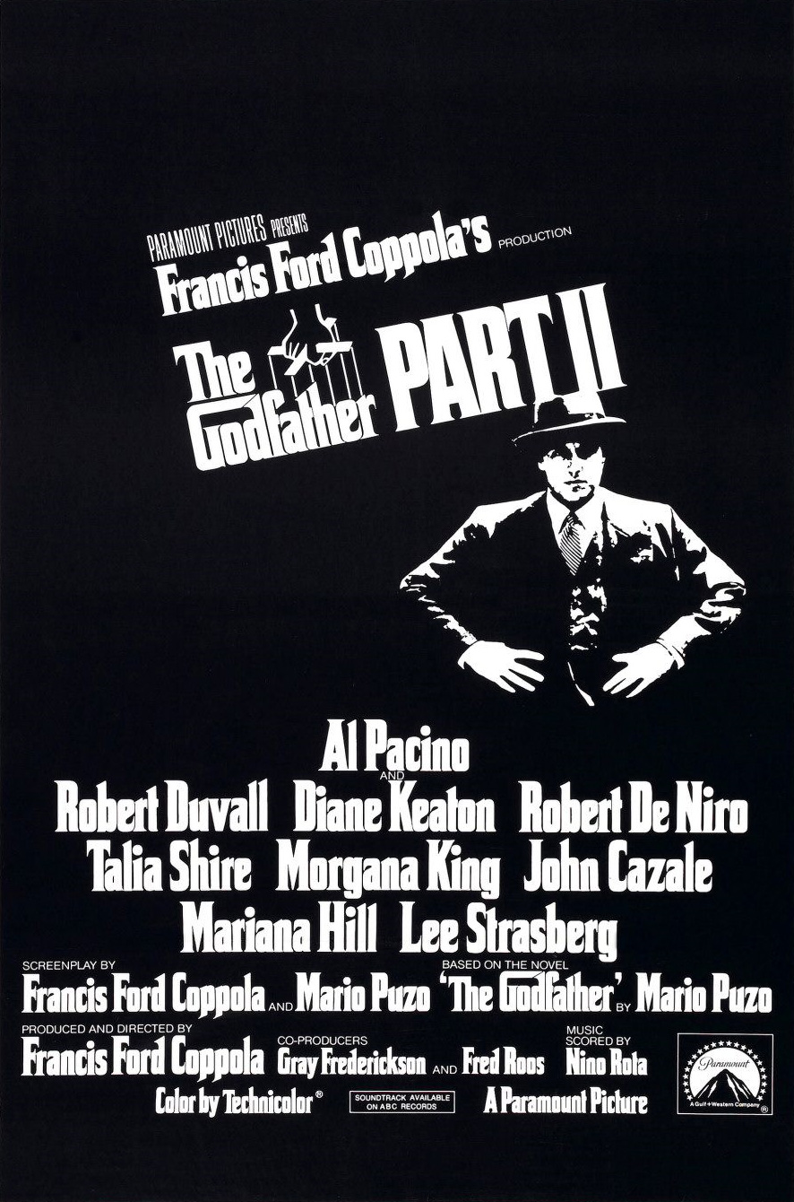 #1: The Godfather Part II (1974)