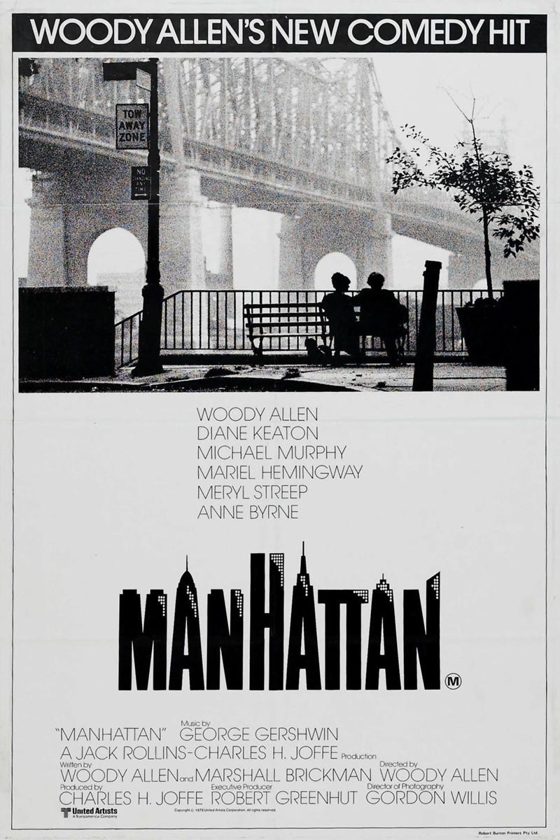 #4: Manhattan (1979)