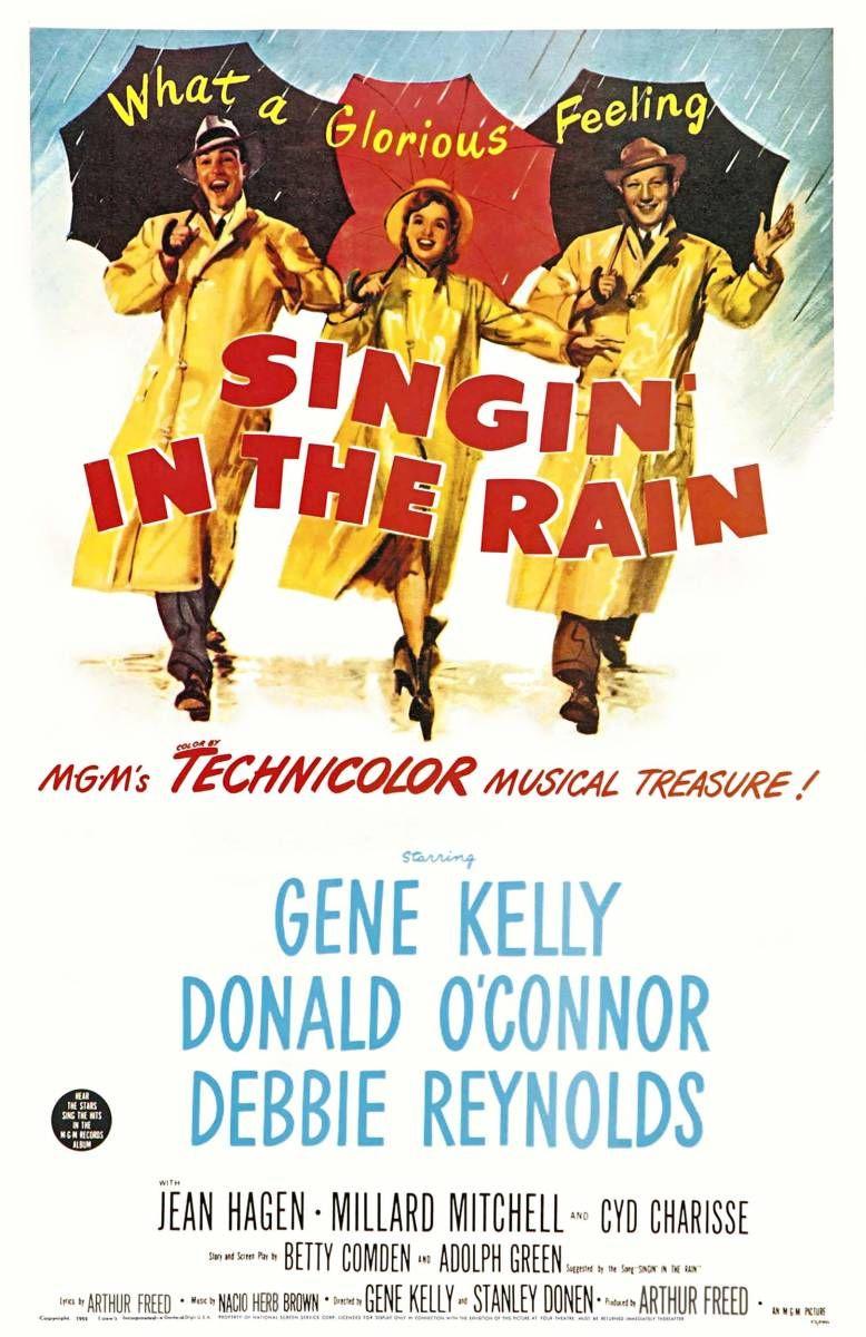#19: Singin' in the Rain (1952)
