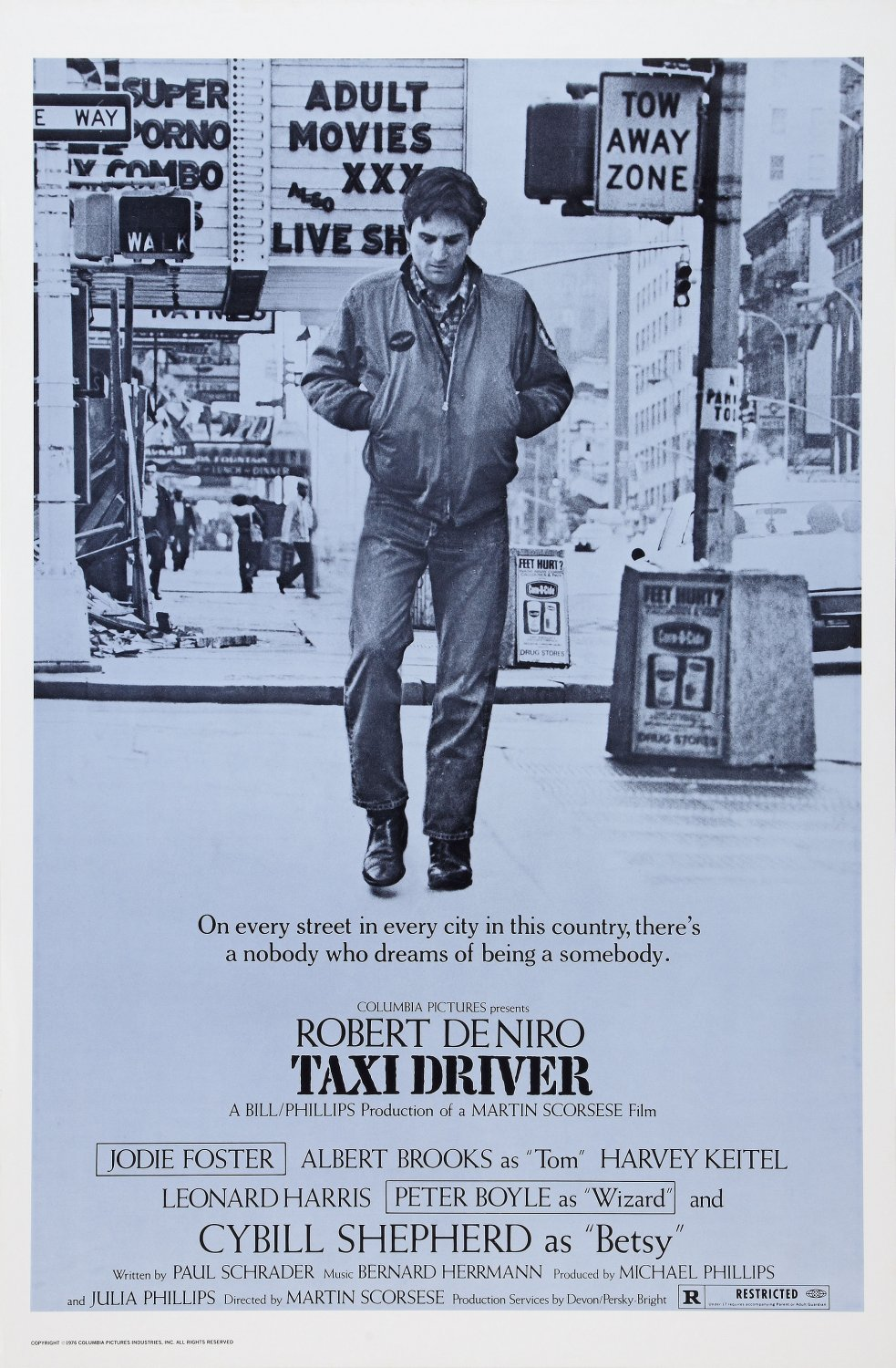 #12: Taxi Driver (1976)