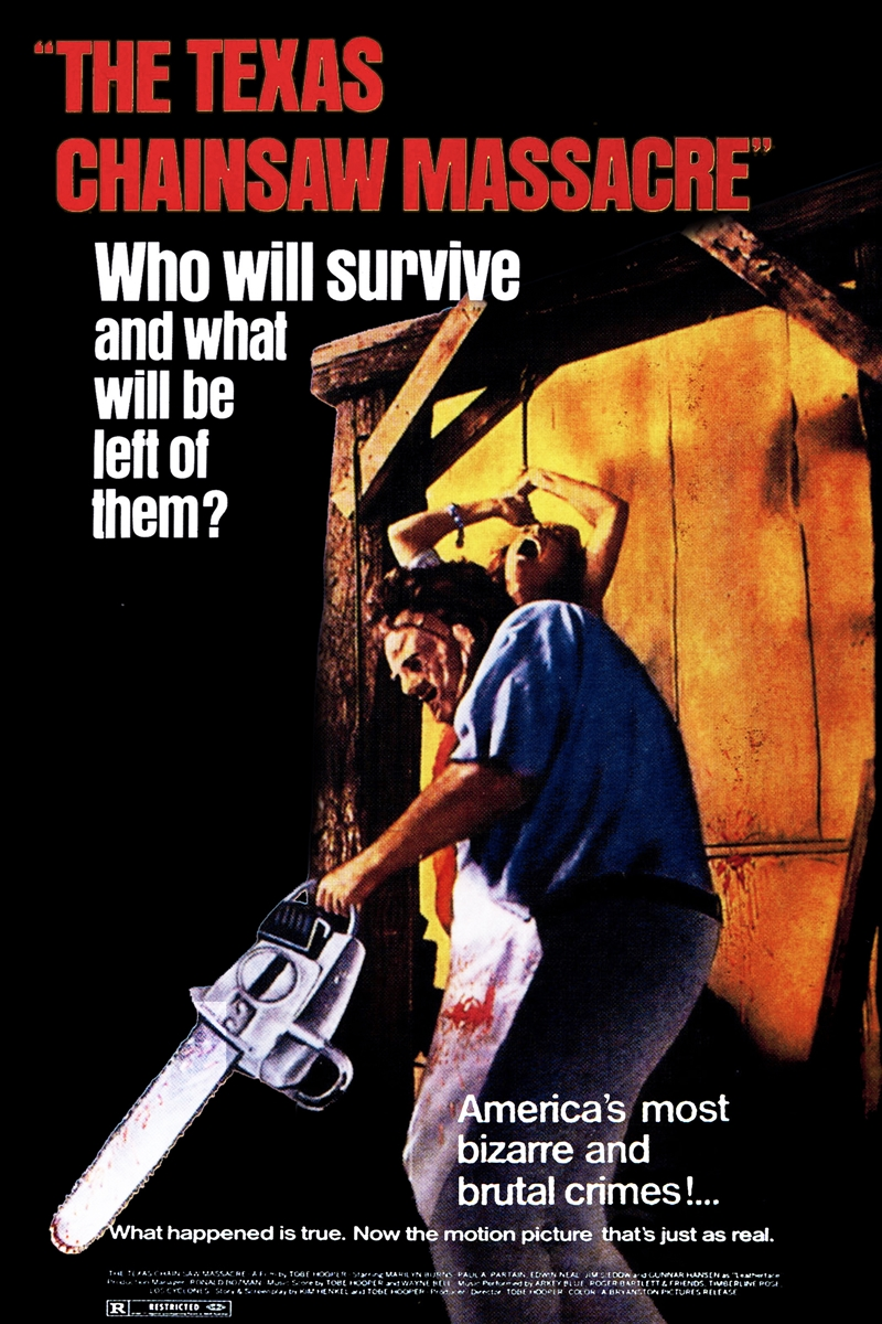 #17: The Texas Chain Saw Massacre (1974)