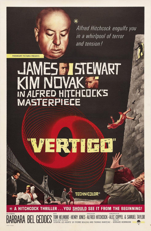 #14: Vertigo (1958)