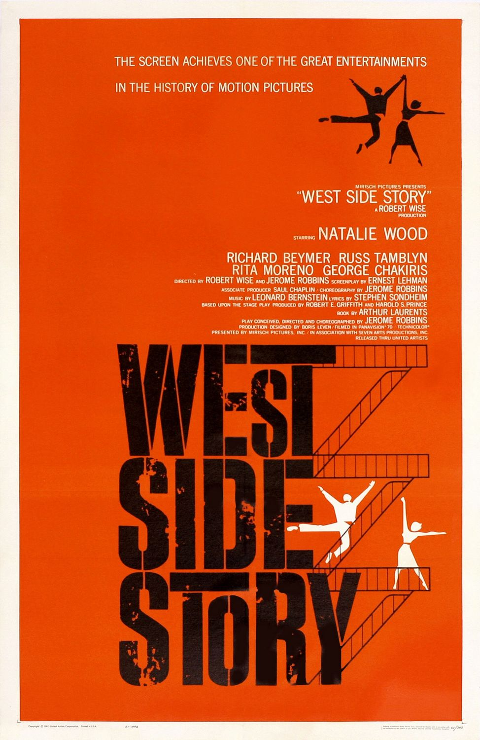 #3: West Side Story (1961)