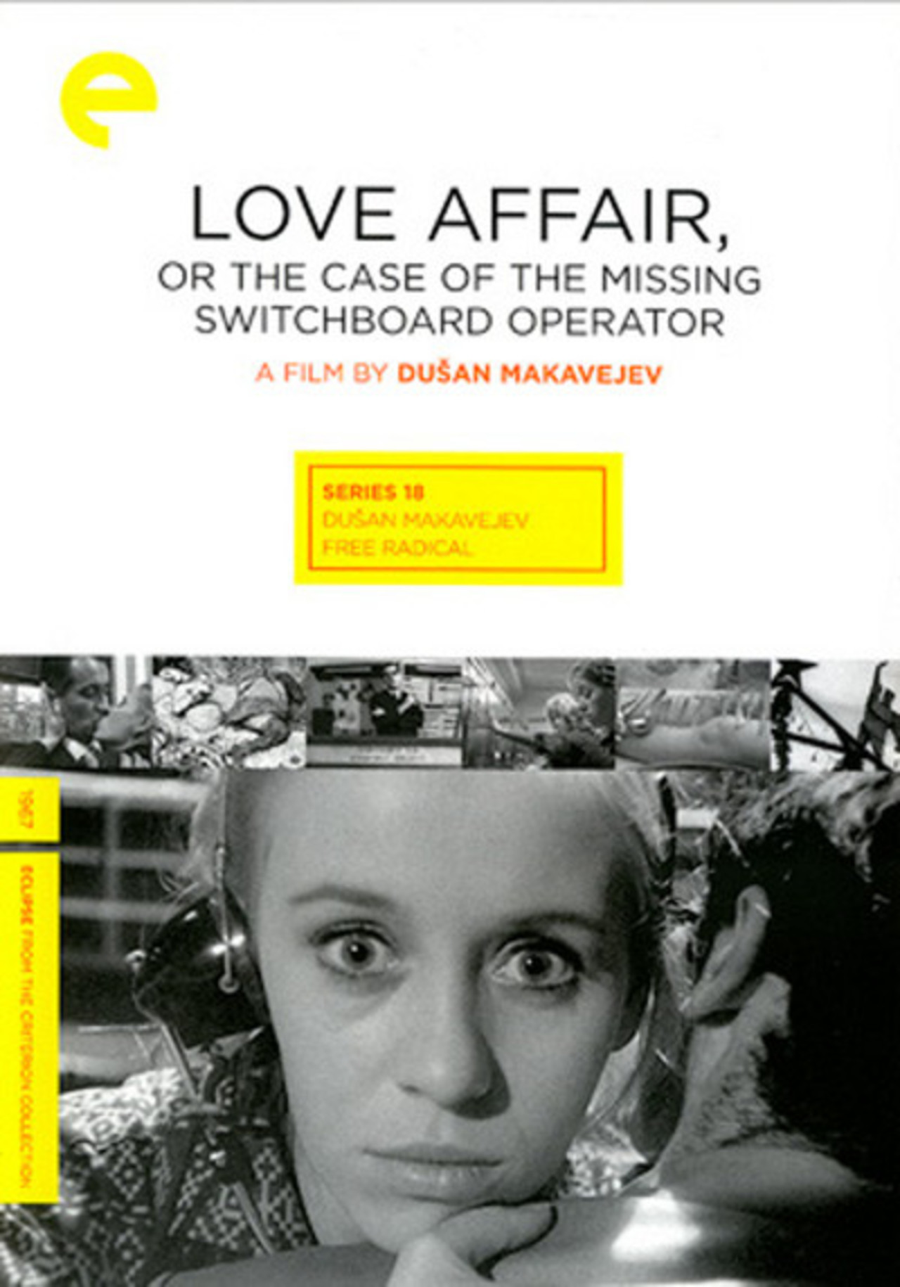 Love Affair; or The Case of the Missing Switchboard Operator (1967)