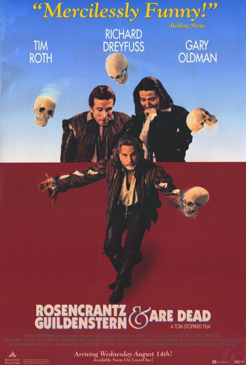 PopGap #27: Rosencrantz and Guildenstern are Dead (1990)