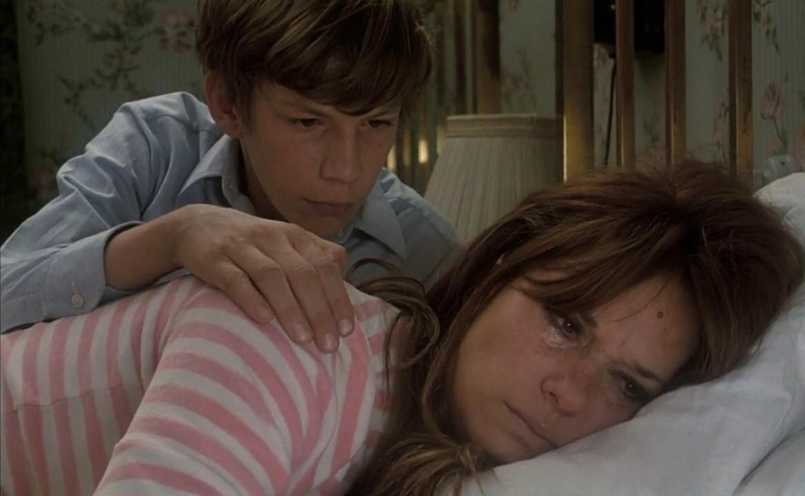 Мать с сыном в фильмах