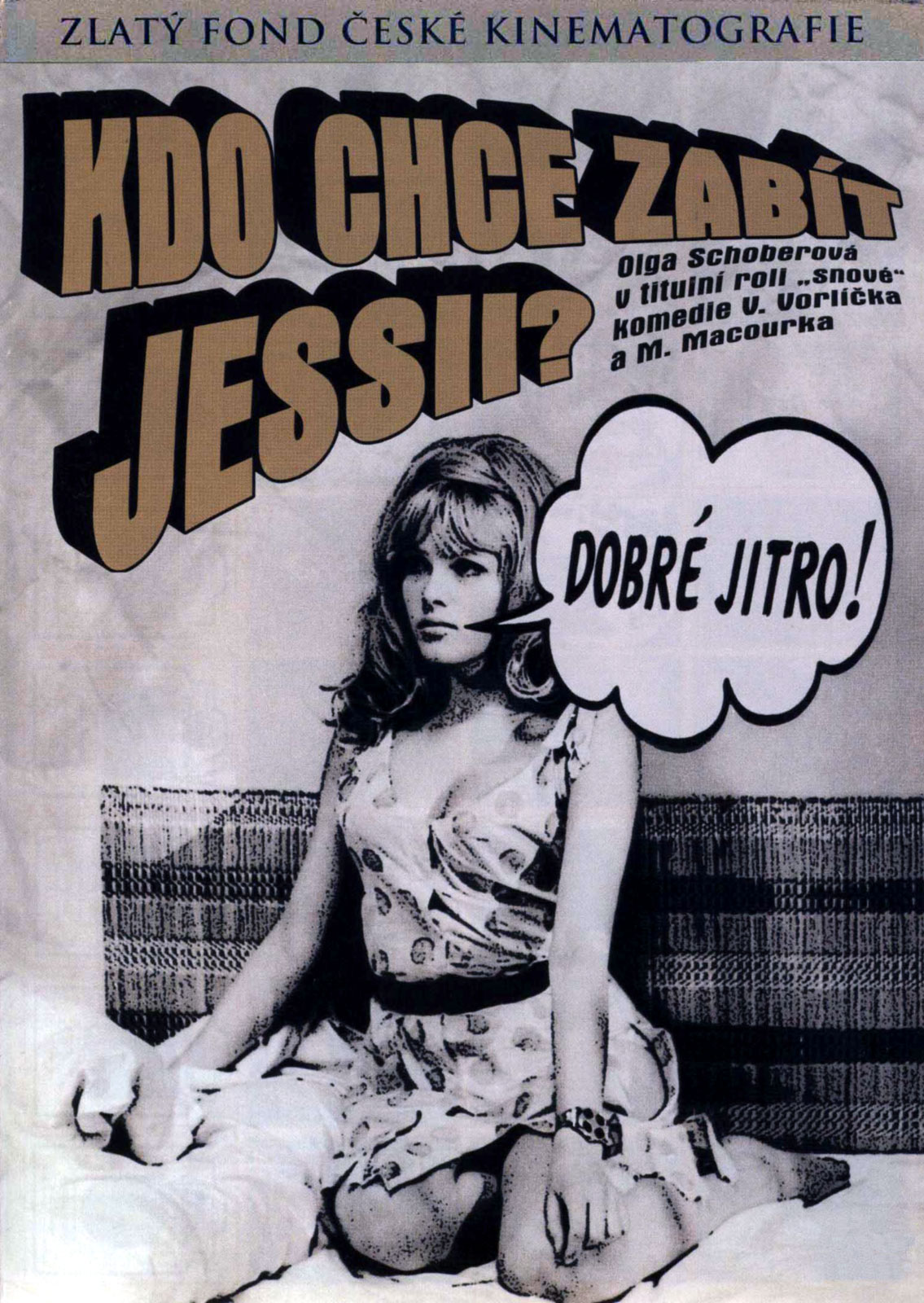 Who Wants to Kill Jessie? (1966)