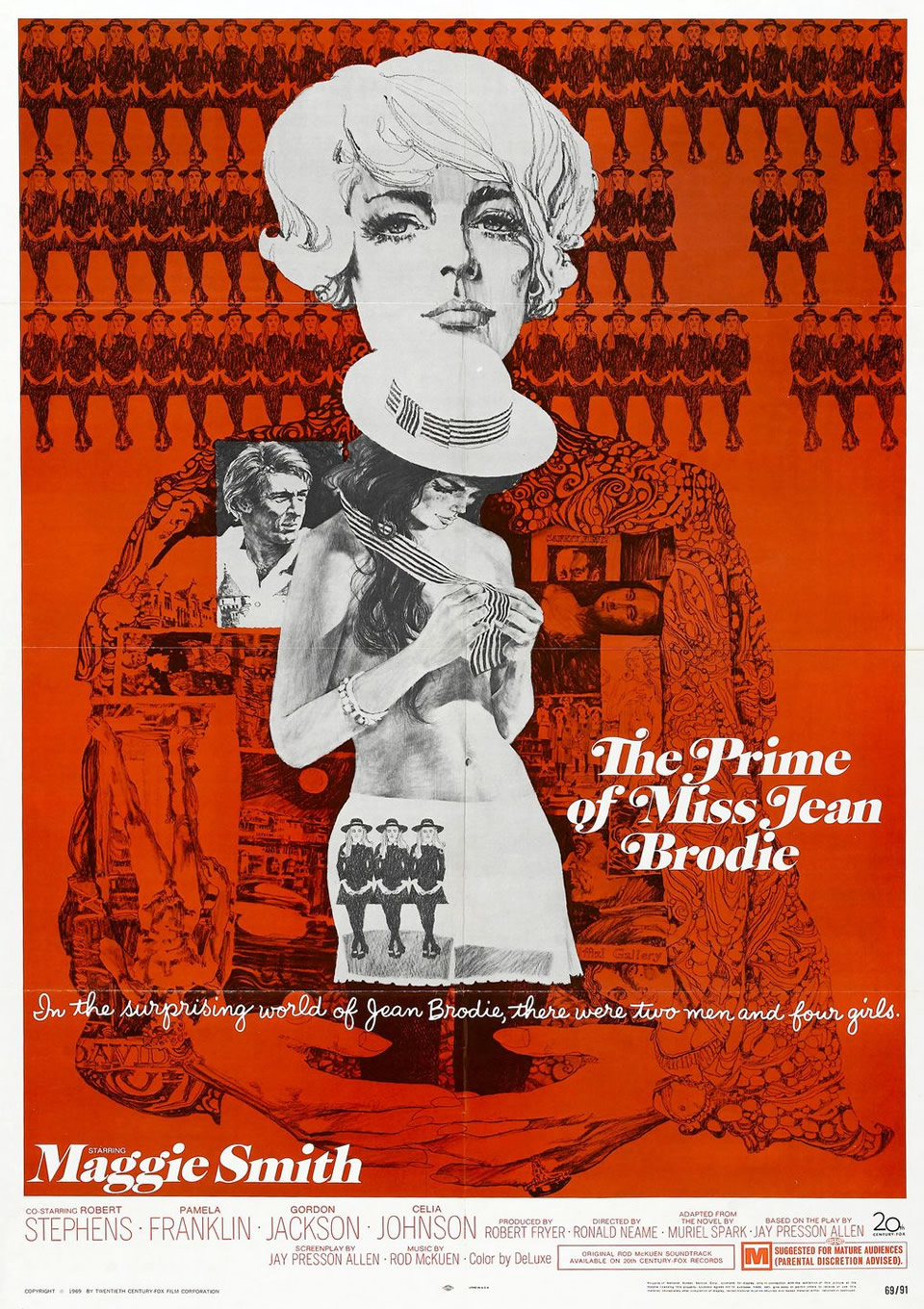 PopGap #29: The Prime of Miss Jean Brodie (1969)