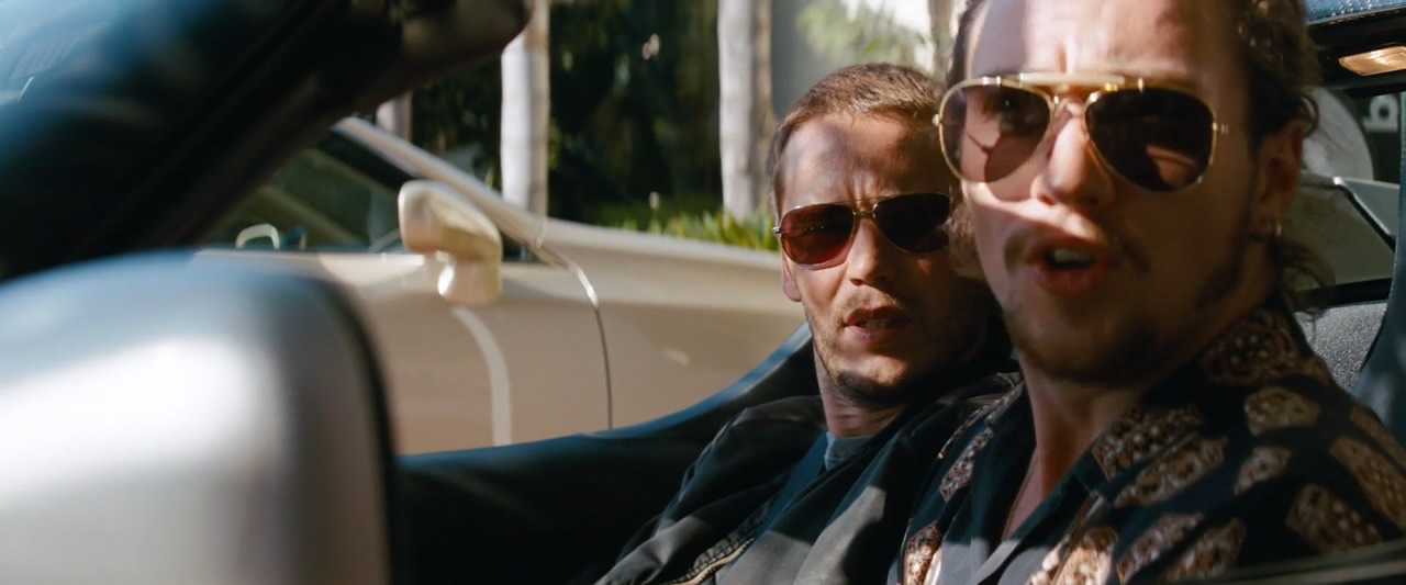 Taylor Kitsch Savages Sunglasses - The Best Sunglasses