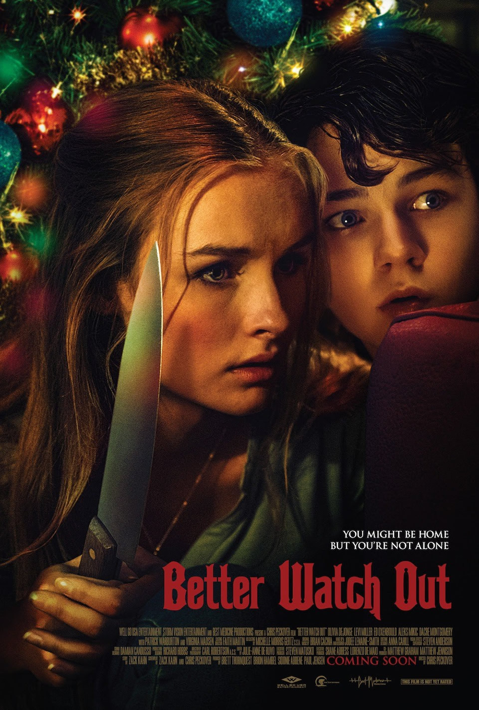 37 - Better Watch Out (2016)
