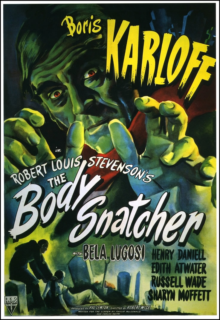 01 - The Body Snatcher (1945)